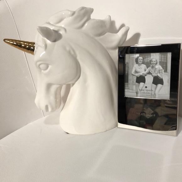 kate spade Other | Lennox Mirror Engraved Frame | Poshmark